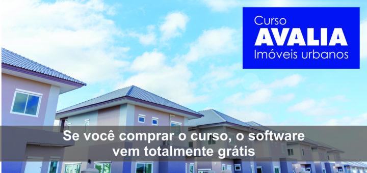 Curso de avaliação de imóveis urbanos - Curso AVALIA
