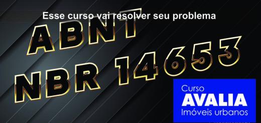 NBR-14653 - Avaliações de bens